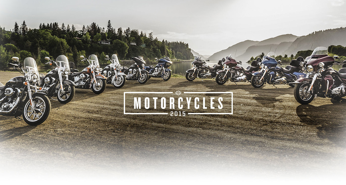 2015 Motorcycles
