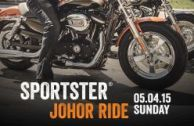 Sportster® Family Model Ride