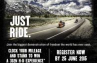 World Ride 2015