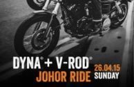 Dyna® & V-Rod® Family Model Ride