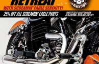 25% OFF SCREAMING EAGLE PARTS