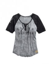 Eagle Raglan Sleeve Top