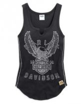 Eagle Notched Neck Tank