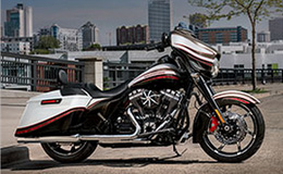 2015 FLHXS STREET GLIDE<sup>®</sup> SPECIAL