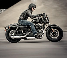 All New 2016 Sportsters