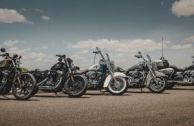 HARLEY-DAVIDSON LINEUP GETS DARKER AND MORE POWERFUL FOR 2016 - Iron 883, Forty-Eight, S Series Cruisers with Twin Cam 110s and Road Glide Ultra Lead New Models