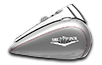Road King<sup>®</sup> Classic - Billet Silver