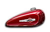 1200 Custom - Two-Tone Mysterious Red Sunglo / Velocity Red Sunglo