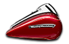 Road Glide<sup>®</sup> Ultra - Two-Tone Mysterious Red Sunglo / Velocity Red Sunglo