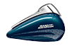 Street Glide<sup>®</sup> Special - Custom Colour Cosmic Blue Pearl