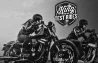 Harley-Davidson spúšťa akciu King of all Test Rides