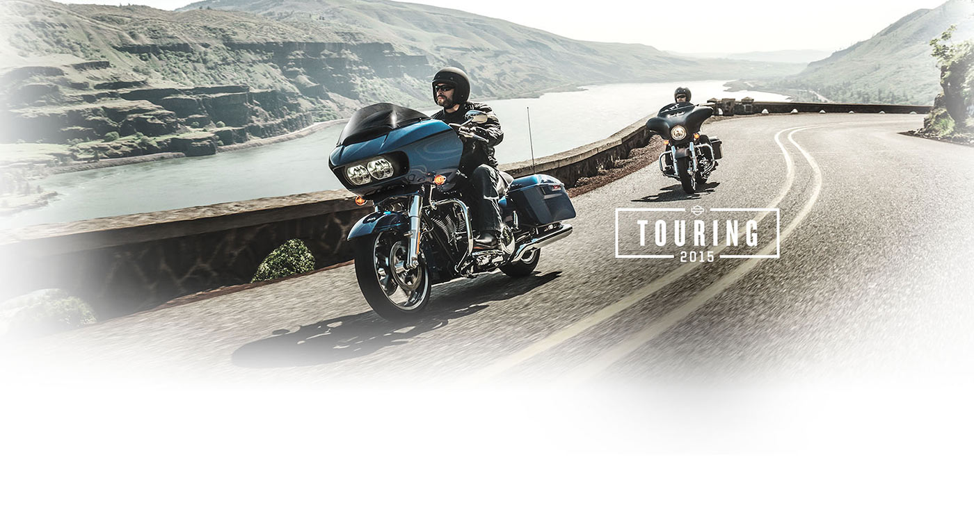 Touring - 2015 Motorcycles