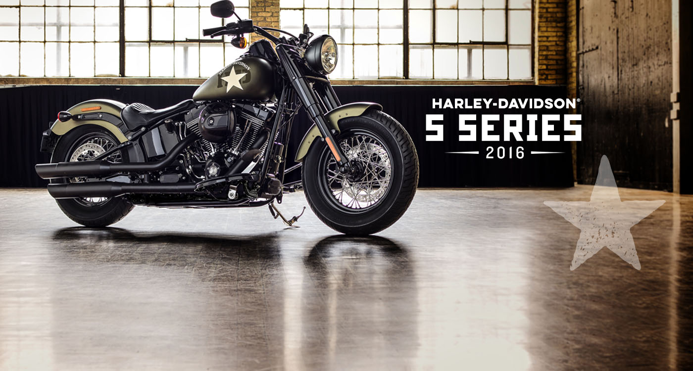 S Series - 2016 Motorcycles