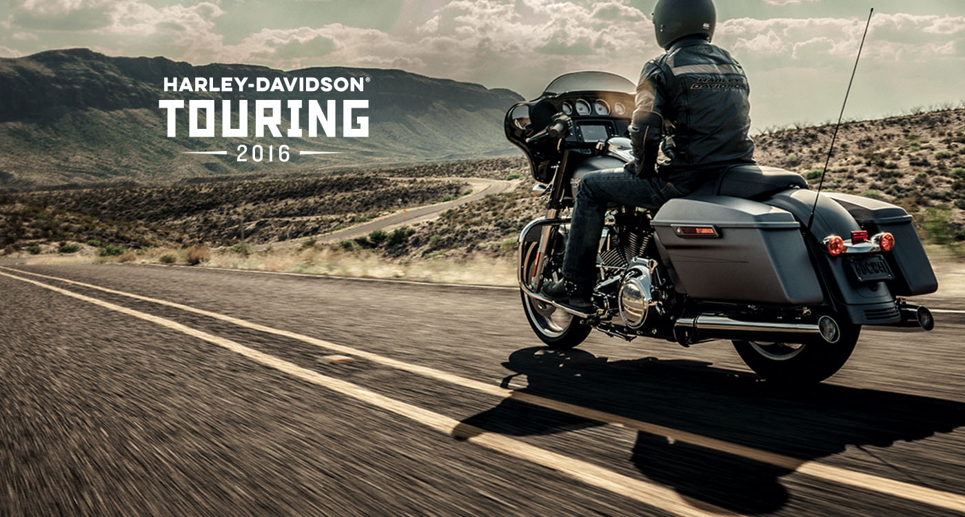 Touring - 2016 Motorcycles