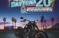 ​TEST RIDE ANY BIG TWIN TO WIN 1 OF 20 TRIPS FOR 2 TO DAYTONA BIKE WEEK