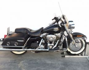 SOLD - 2008 FLHRC ROAD KING CLASSIC