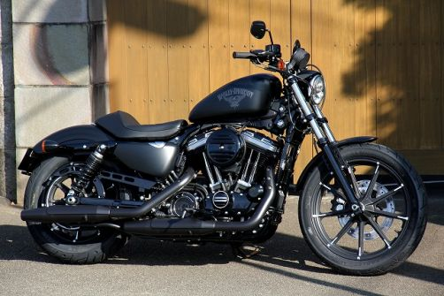 【NOW ON SALE】XL883N Sportster Iron カスタム