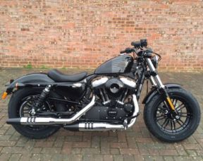 Sportster XL1200X Forty-Eight 2016