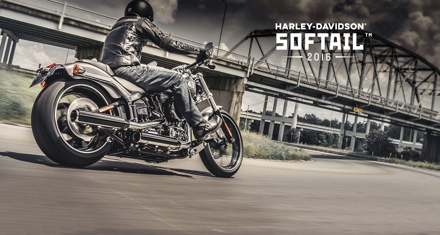 Softail™ - 2016 Motorcycles
