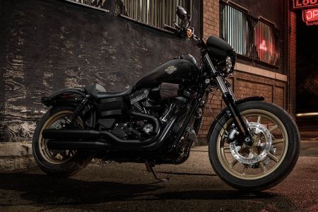 HARLEY-DAVIDSON® LOW RIDER® S PUSHES CRUISER PERFORMANCE TO THE EDGE