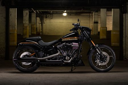CVO™ PRO STREET BREAKOUT® DELIVERS AMERICAN MUSCLE AND EMERGENT STYLE