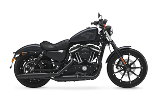 Iron 883<sup>™</sup> - 2016 Motorcycles