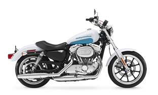 SuperLow<sup>®</sup> - 2016 Motorcycles