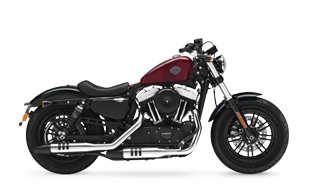 Harley-Davidson Forty-Eight<sup>®</sup> - 2016年モデル