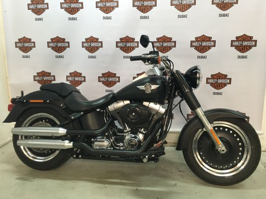 2015 SOFTAIL FAT BOY SPECIAL