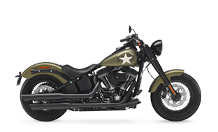 Softail Slim<sup>®</sup> S - Motocykle 2016