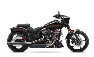 CVO™  Pro Street Breakout<sup>®</sup> - 2016年モデル