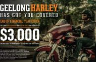 Geelong Harley End Of Financial Year Sale