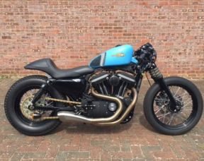 Sportster XL883N Iron Cafe Racer