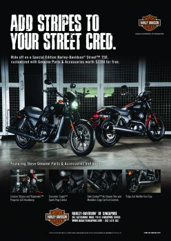 Special Edition Street 750