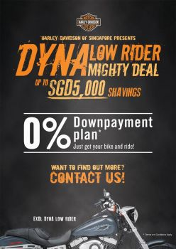 Dyna Low Rider Mighty Deal