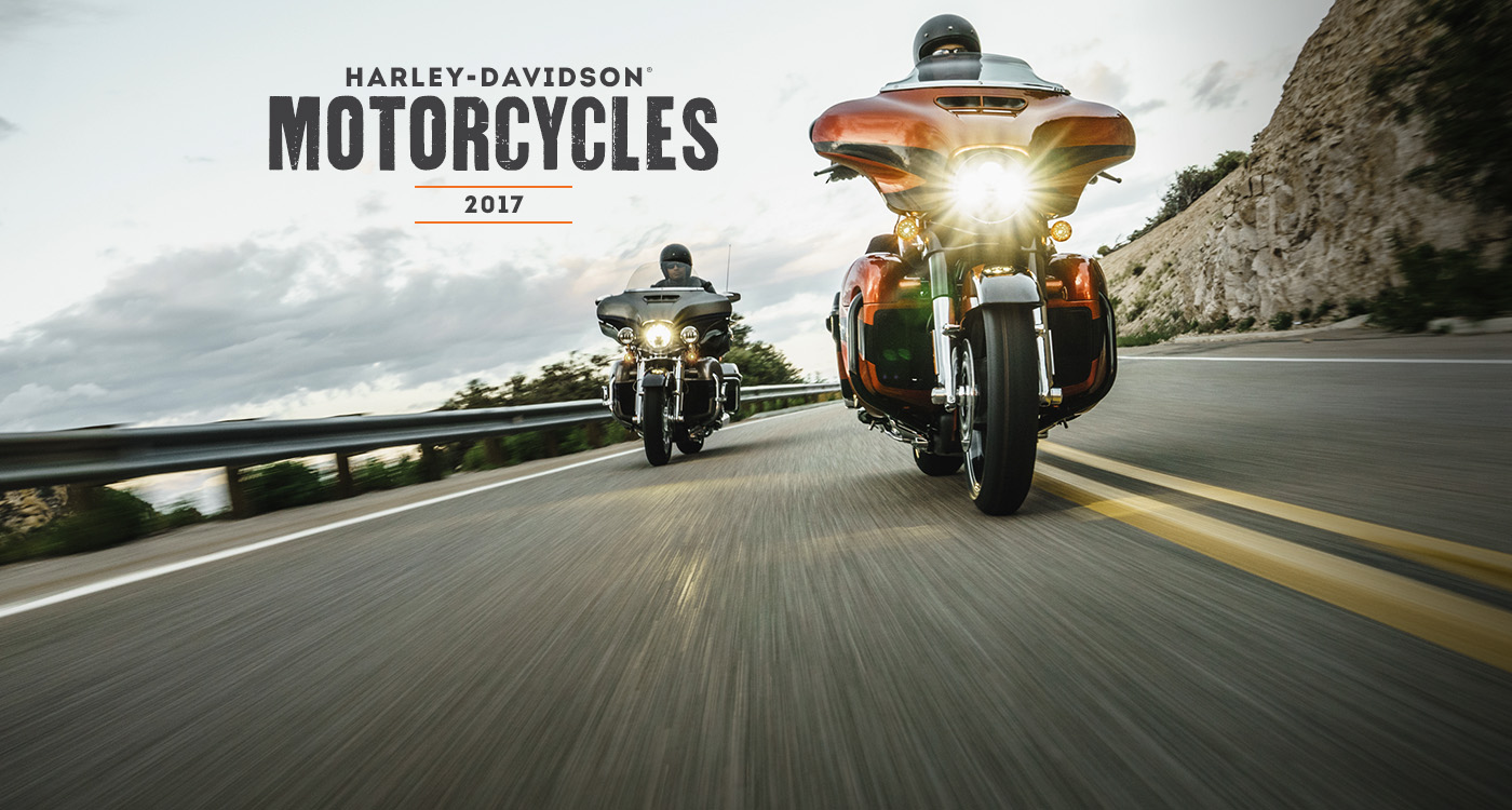 2017 Motorcycles