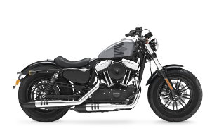 1200X Forty-Eight<sup>®</sup> - 2017 motorsykler