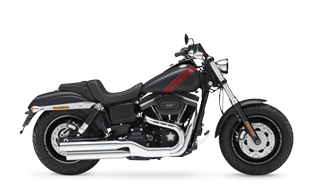 Fat Bob<sup>®</sup> - 2017 Motorcycles