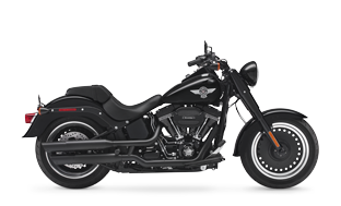 Fat Boy<sup>®</sup> S - 2017 Motorcycles