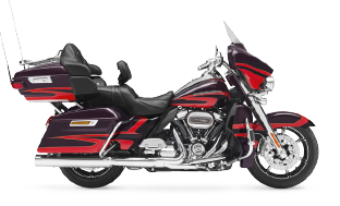 CVO™ Limited - Motocykle 2017