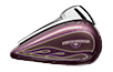 Road Glide<sup>®</sup> Special - Hard Candy Custom™ Mystic Purple Flake