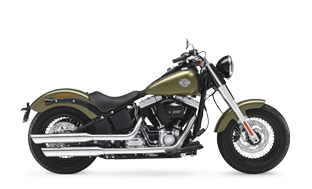 Softail Slim™ - 2017 Motorcycles