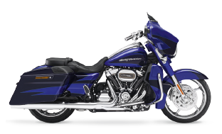 CVO™ Street Glide<sup>®</sup> - 2017 Motorcycles