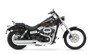 Wide Glide<sup>®</sup> - 2017 Motorcycles