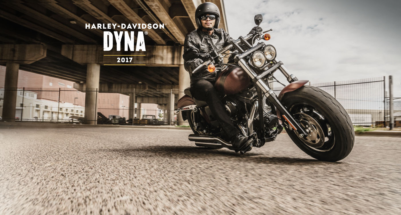 Dyna<sup>®</sup> - 2017 Motorcycles