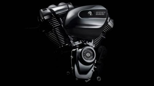 THE ALL-NEW MILWAUKEE-EIGHT ENGINE