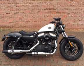 Sportster XL1200X Forty-Eight 2017 New