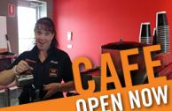 Our Cafe Is Open... Again!