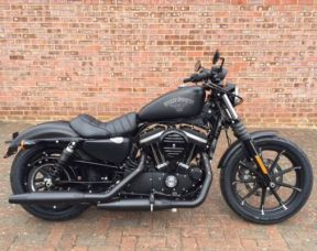 Sportster XL883N Iron 2016
