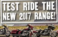Test Ride The All New 2017 Range